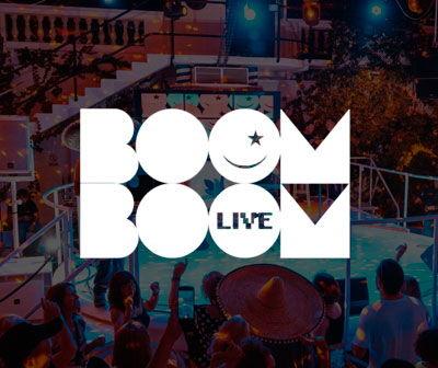 Boom Boom Es paradis Ibiza nightclub. Party calendar and tickets