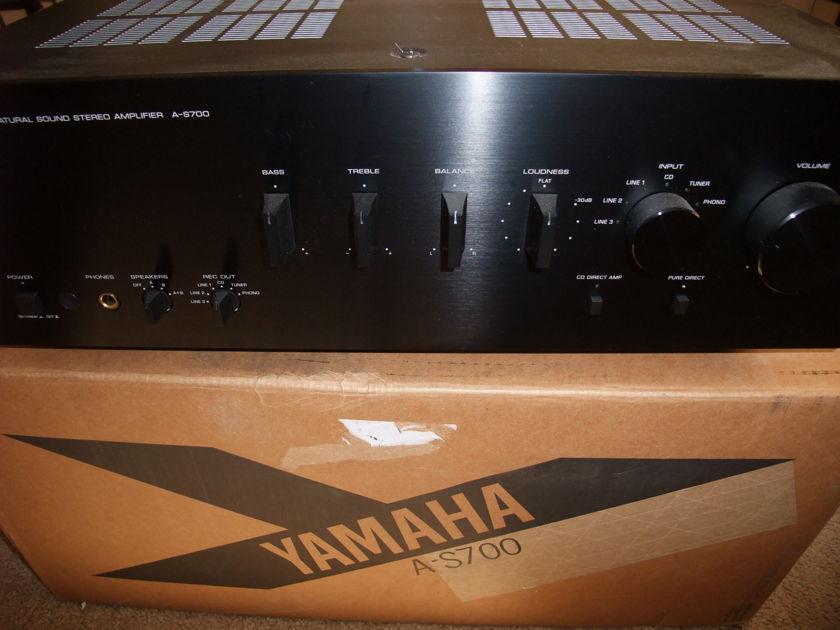 Yamaha A-S700 Integrated Amplifier