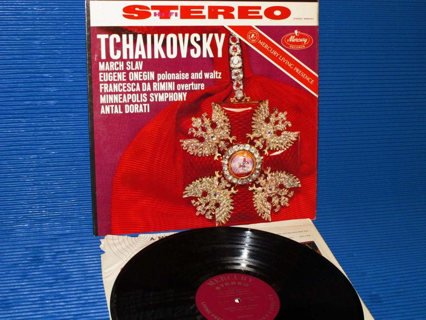 "TCHAIKOVSKY/Dorati -  - ""March SLav"" -  Mercury Living Presence 1959 Rare!"