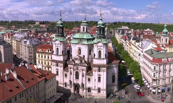 Обзорная экскурсия по Праге (автобусно-пешеходная)