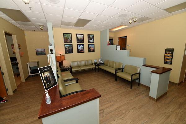 Retina's Second Waiting Room
