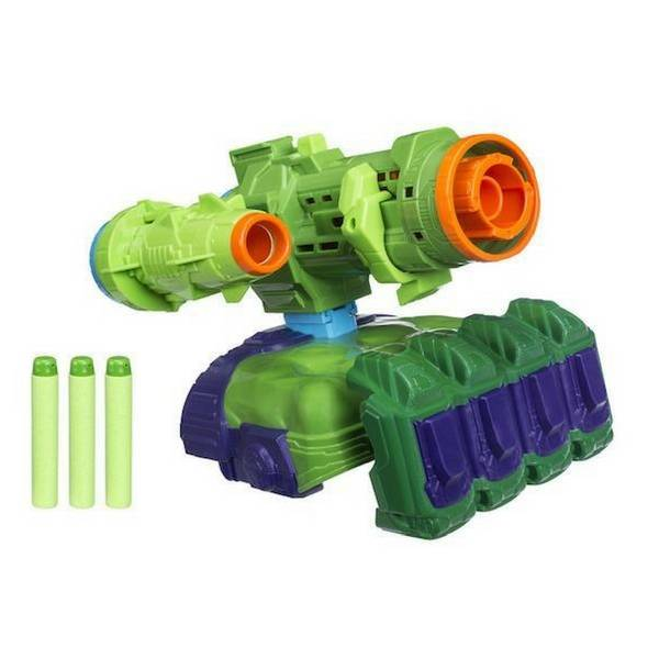 Avengers Infinity War: Nerf Hulk Assembler Gear By Hasbro - free shipping across India