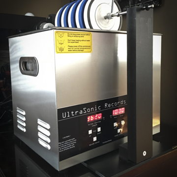 The UltraSonic V-8