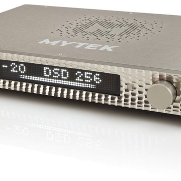 | Quad DSD DAC | Preamp | HeadAmp