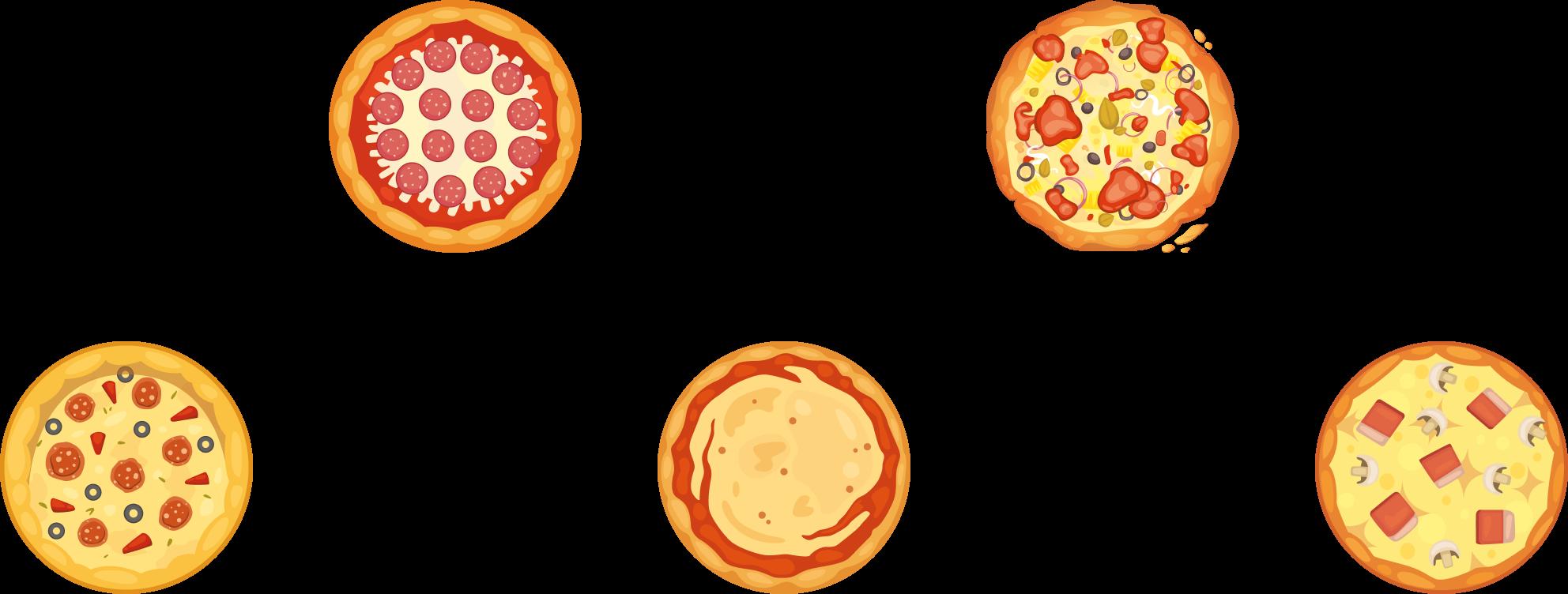 Our Selection - Pizza Bien