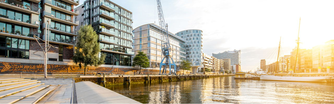 Hamburg - Buy property in Hamburg - Hafen City