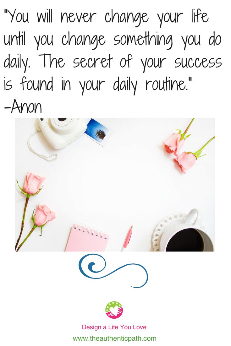 The secret of your success is found in your daily routine.png