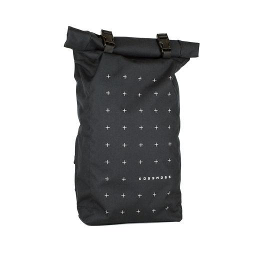 Черный рюкзак для ноутбука / Black laptop backpack