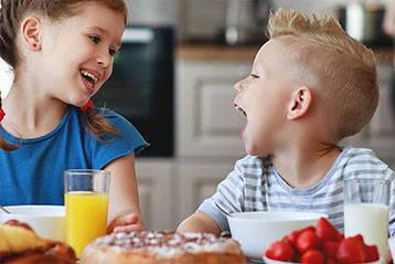 Happy children Kidskalm
