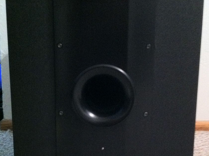Athena Technologies   AS-F2.2 Towers & Complete 5.1 Surround  Speaker Set-Up