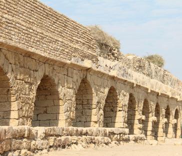 Кесария и Акко - две древние столицы Палестины