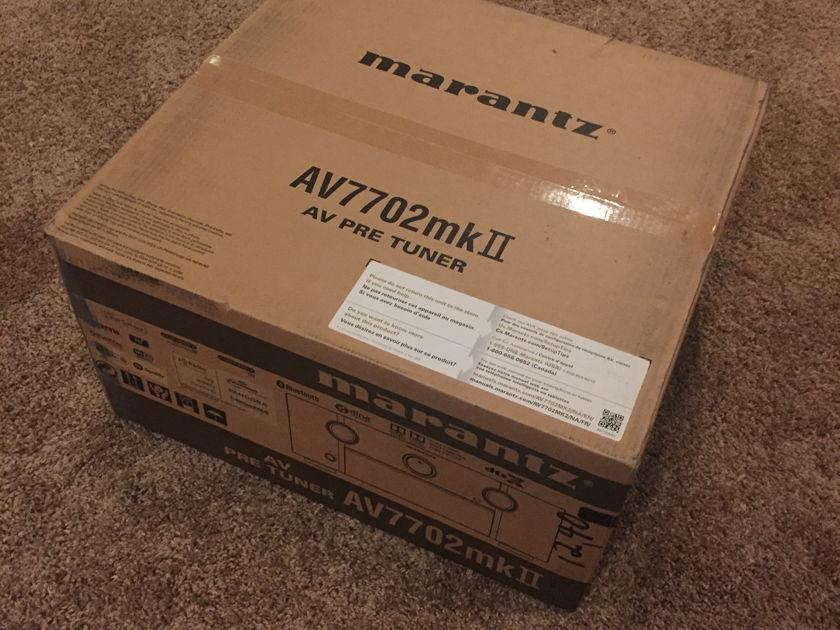 Marantz AV7702 MKii