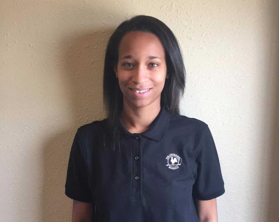 Amber Stoddard , Toddler Teacher