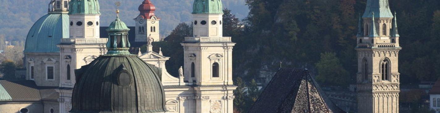 Классический Зальцбург— индивидуальный обзорный авто- тур 1,5 часа