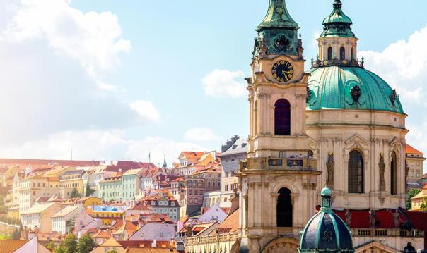 Прага 100-башенная — индивидуально