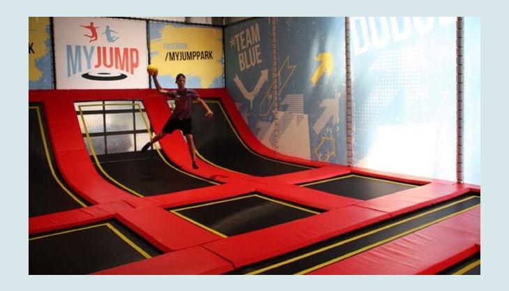 myjump trampoline