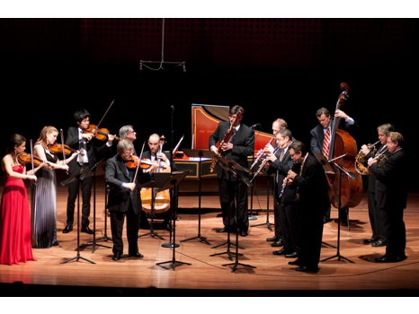 Dinner and an evening with the Chamber Music Society of Lincoln Center