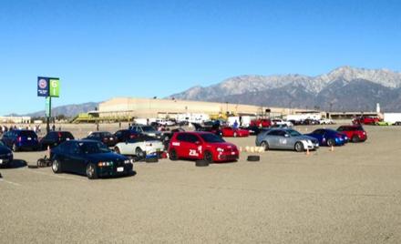 Cal Club Autocross Sunday Autocross #4