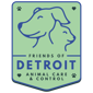 Friends of Detroit Animal Care and Control logo