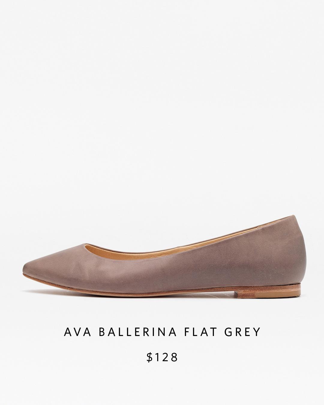 Ava Ballerina   Nisolo