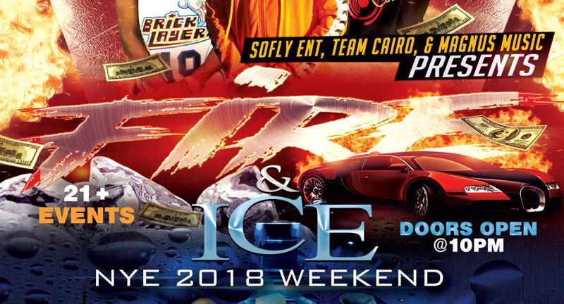 """Pre-NYE """"Fire"""" Party"""