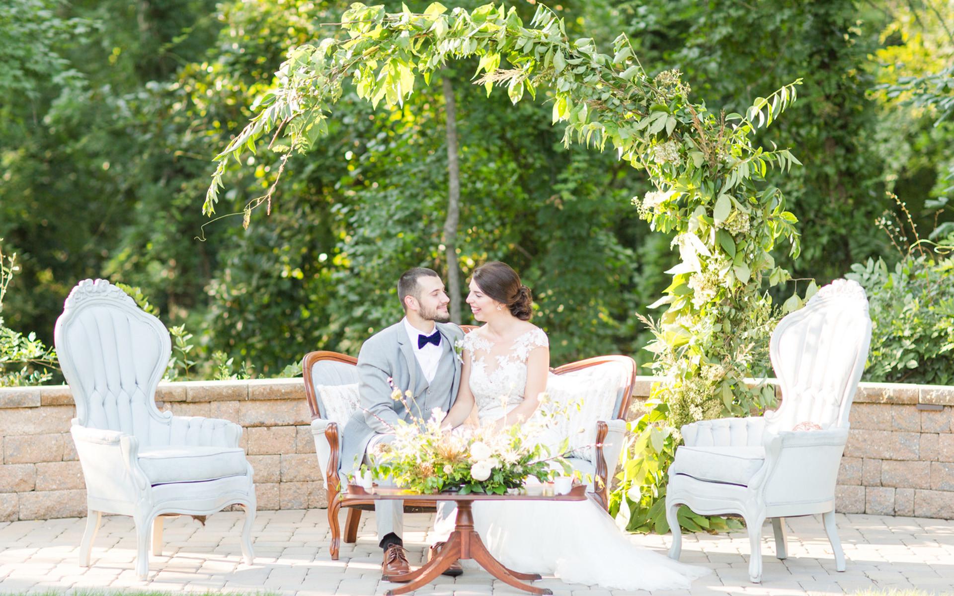 Whimsical Inspiration For A Garden Wedding