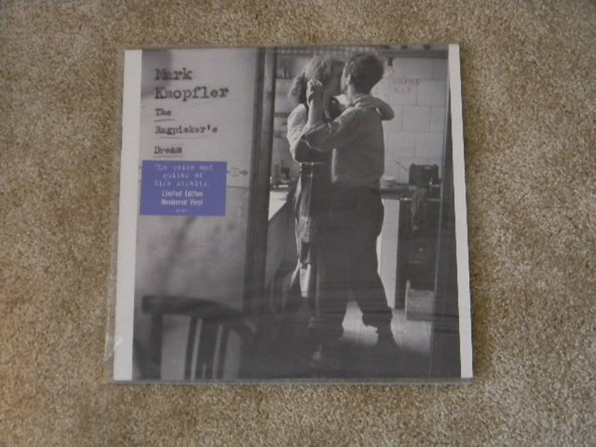 MARK KNOPFLER - RAGPICKER'S DREAM NUMBERED VINYL