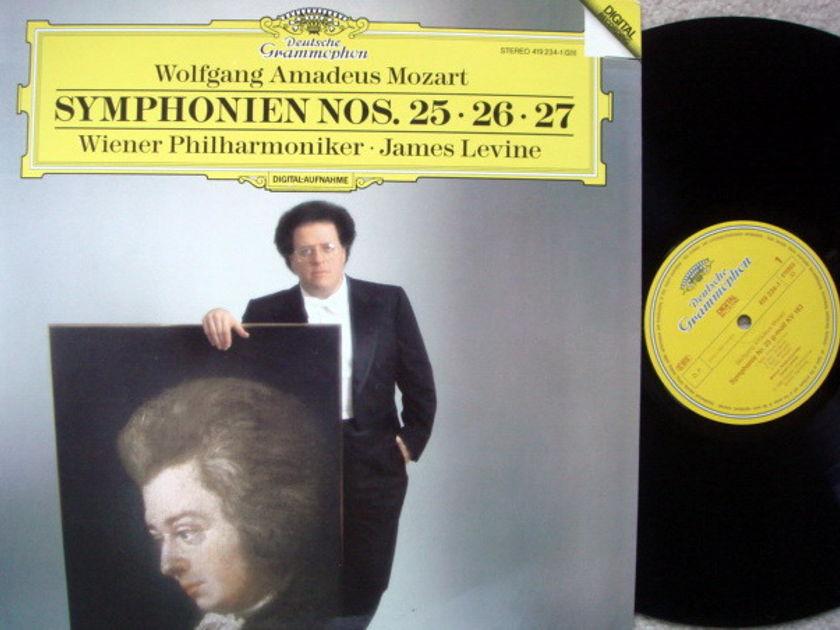 DG Digital / Mozart Symphony No.25-27 - LEVINE/VPO, MINT!