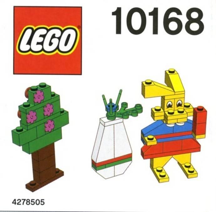 10168: Mrs. Bunny