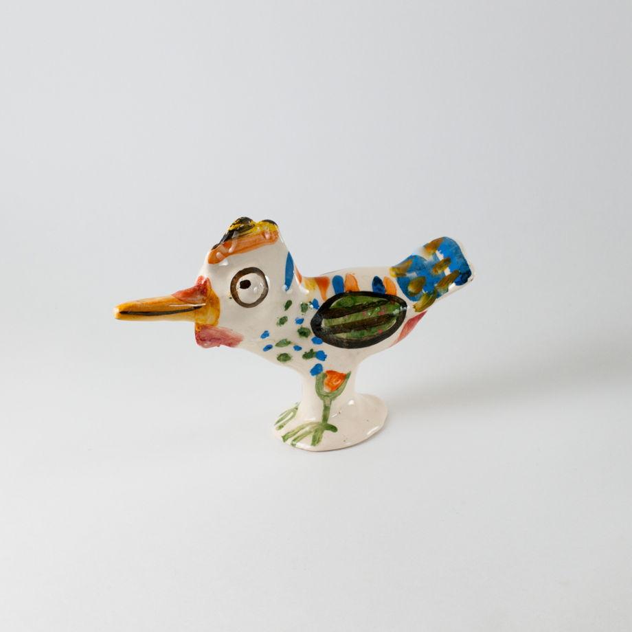 Статуэтка «Птица с детского рисунка»