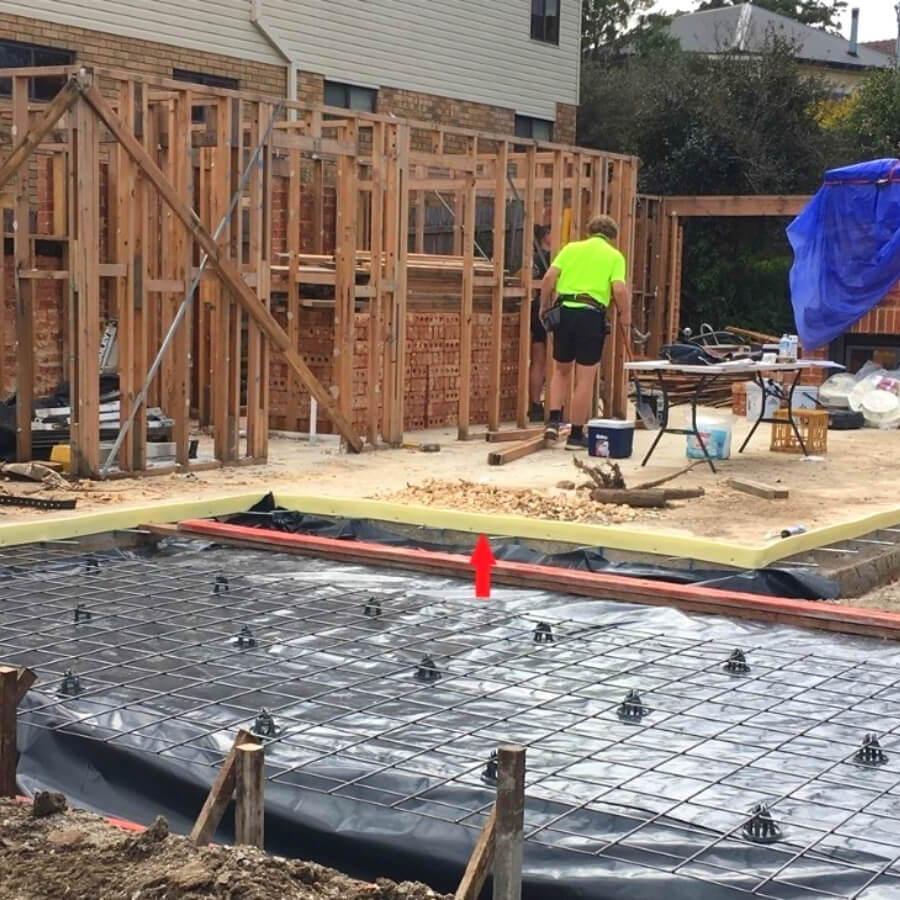 Pre-Construction Termite Barriers