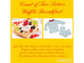 Third Grade- Court of Two Sisters Waffle Breakfast with Mrs. Devenport!