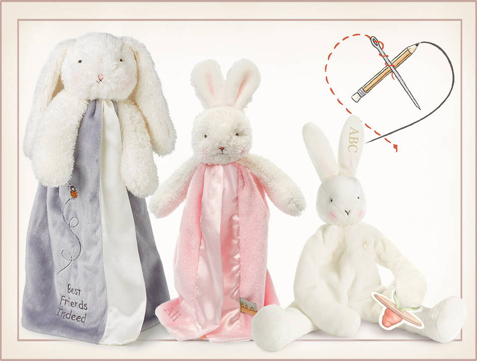 Personalized Gifts Bunnies By The Bay