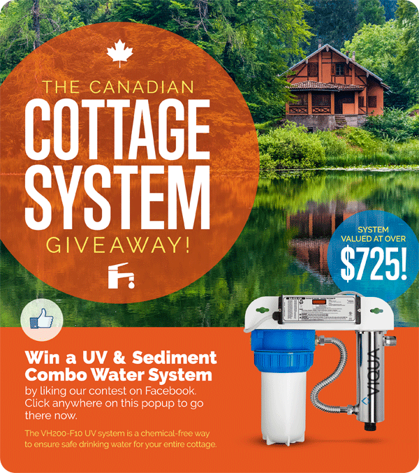 Canadian Cottage System Giveaway