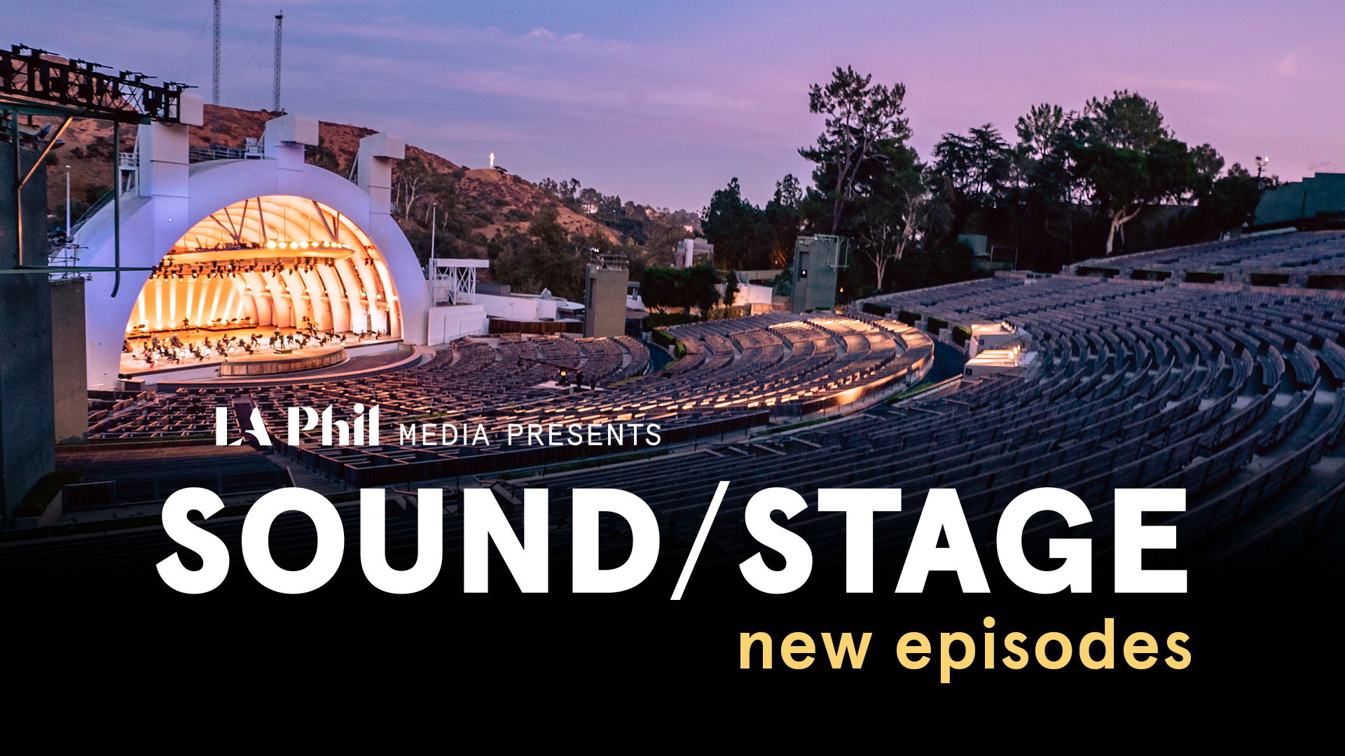 New episodes of Sound/Stage are out now!