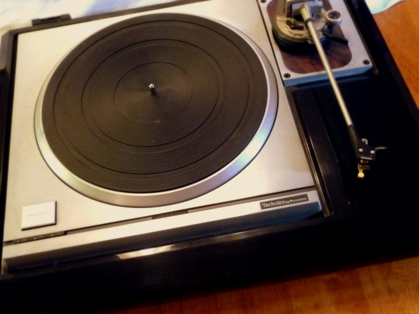 Technics  SP-10 mk2 w/SH-10 B3  -updated-