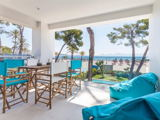 Luxury fronline apartment in Majorca (Puertop Alcudia)