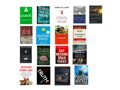 Contemporary Author  Book Basket