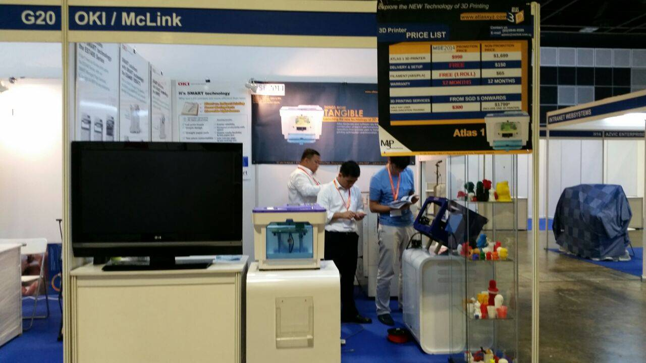 McLink Event MSE picture