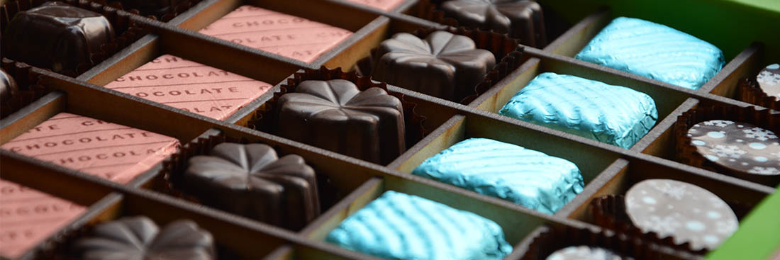 Delicious chocolates for gifting in Delhi
