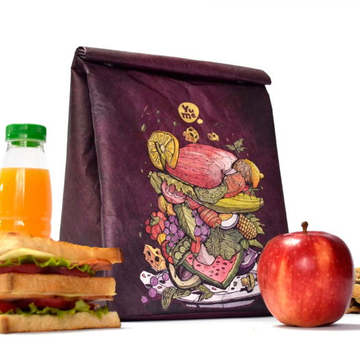 "Термо-сумка Youshi Lunch Bag ""Smorgasbord"" от YuMe"