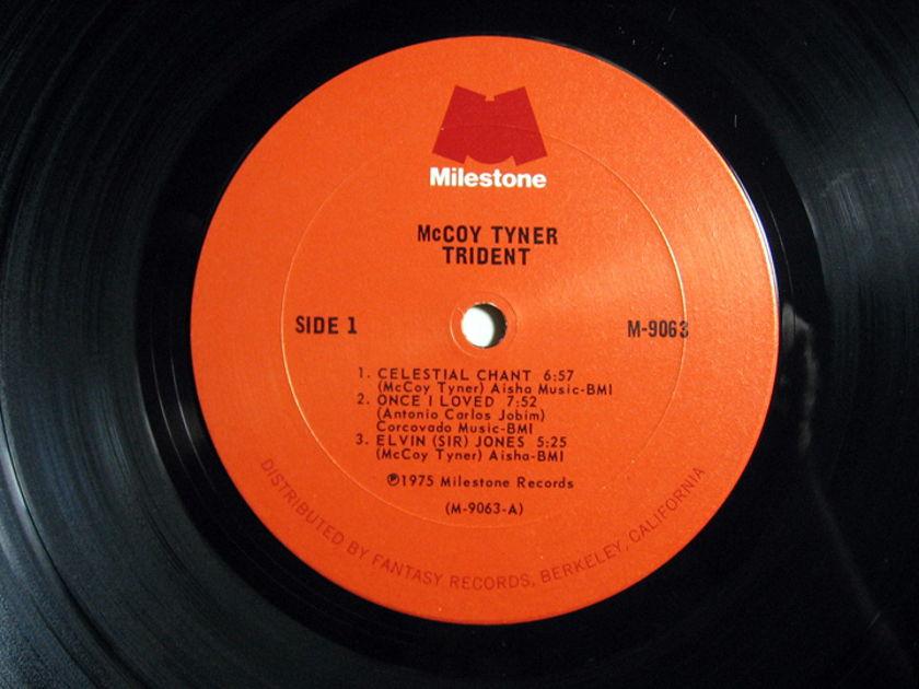 McCoy Tyner - Trident - 1975 Milestone Records M-9063
