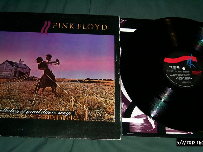 Pink floyd - Collection Of Dance songs lp nm