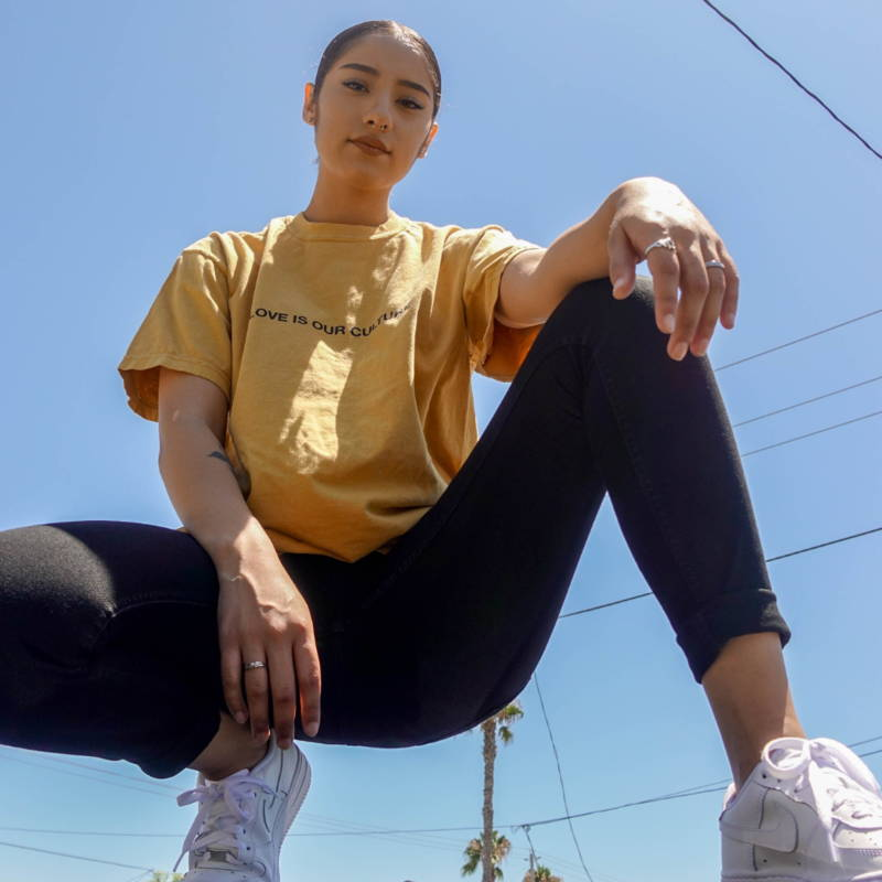 T Shirt Streetwear Femme