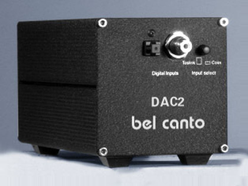 Bel Canto Dac 2