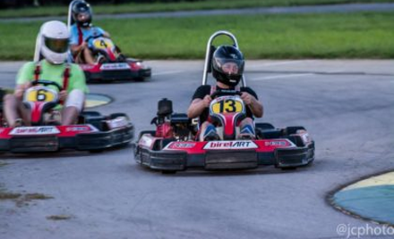 After Dark Kart Enduro
