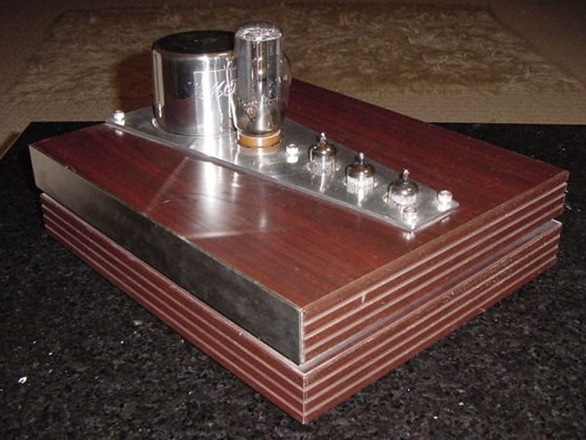 Hagerman Cornet rare find best MM phono preamp heavily modified