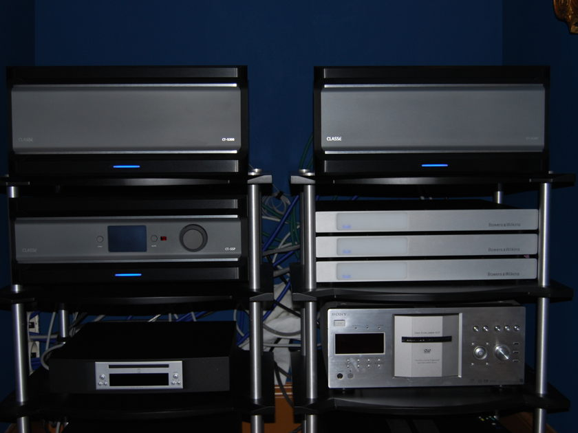 Classe Audio CT-5300  purchased mid 2011, mint, under warranty