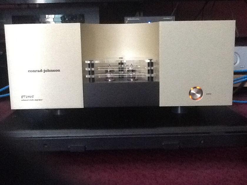 Conrad Johnson ET-250s enhanced  triode Amplifier. Free shipping!!!