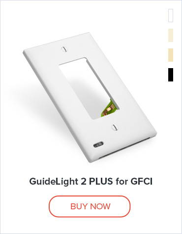 GuideLight 2 PLUS for GFCI